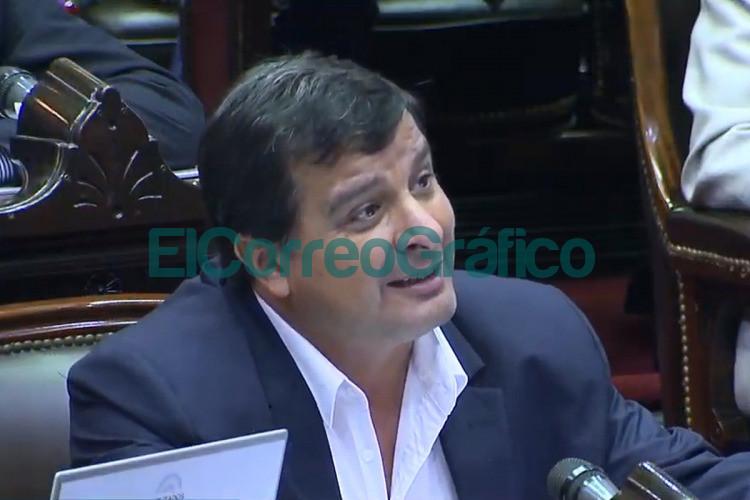 Frente de Todos Marcelo Casaretto