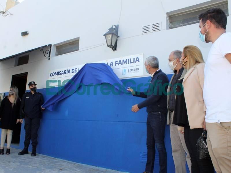 Inauguracion de la nueva sede de la Comisaria de la Mujer 2