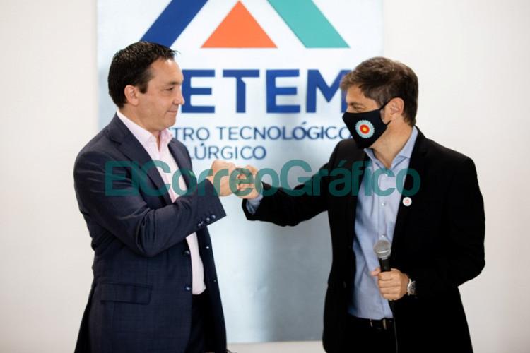 Kicillof CETEM Florencio Varela 5