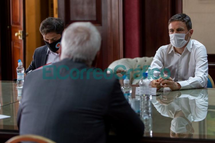 Kicillof y Costa recibieron a representantes de la industria para profundizar el trabajo conjunto 3