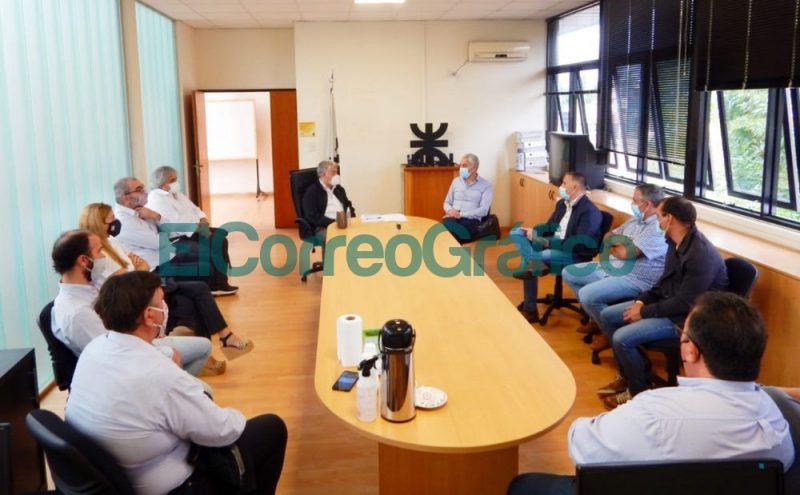 La UTN La Plata firmo un convenio con la Municipalidad de Berisso para la refaccion de hogares 3