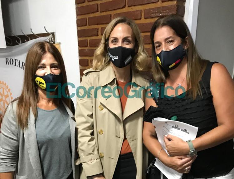 Patricia Bullrich visito la ciudad de Ensenada para presentar su libro 4