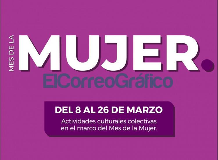 Por el Mes de la Mujer durante marzo se realizaran diversas actividades culturales 2