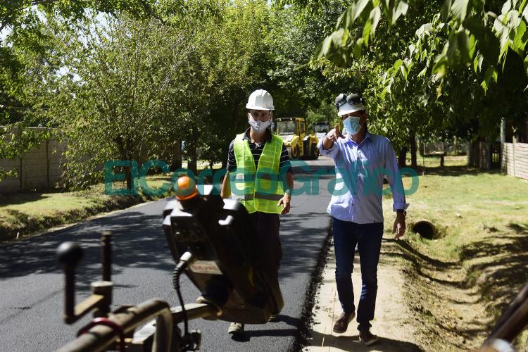 Se completa la ejecucion del nuevo corredor vial que unira City Bell con Villa Elisa 2