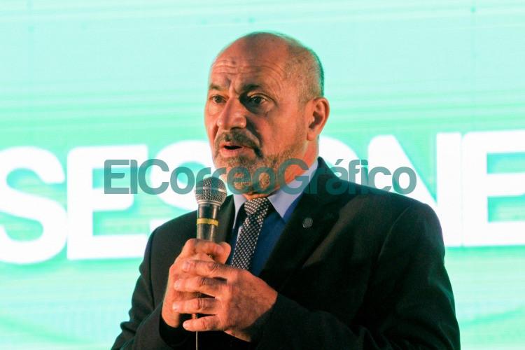 Secco anuncion mas obras en la Apertura Legisativa Municipal 1