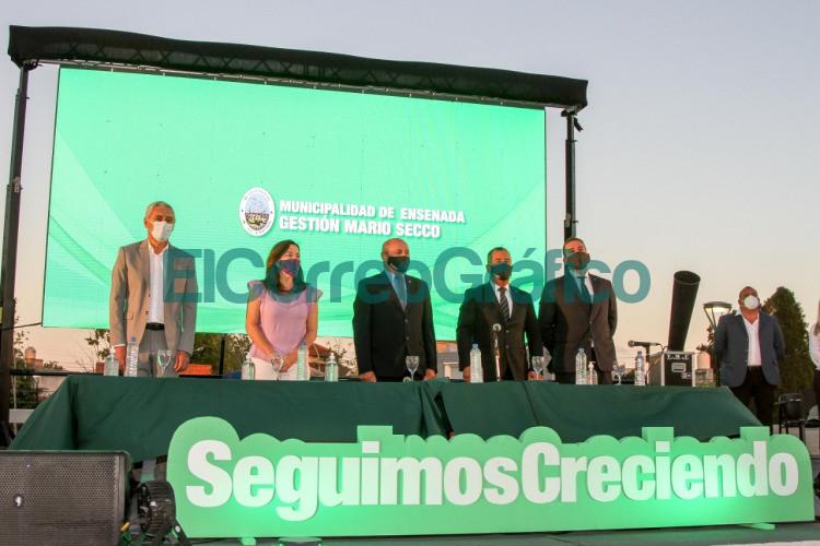 Secco anuncion mas obras en la Apertura Legisativa Municipal 4
