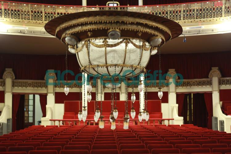 Teatro Municipal Coliseo Podesta 1