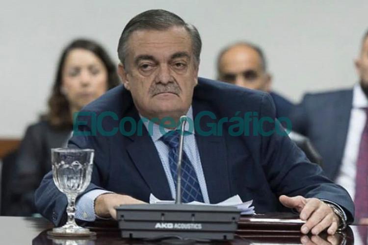 juez Alberto Lugones