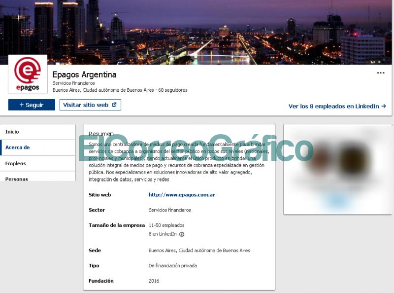 99 Epagos Argentina Acerca de LinkedIn