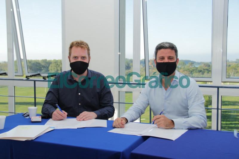 ABSA y OPDS firmaron un convenio para fortalecer el Desarrollo Sostenible 2