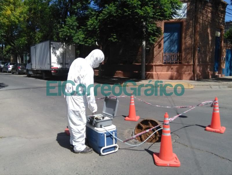 Detectar el cononavirus en aguas residuales 1