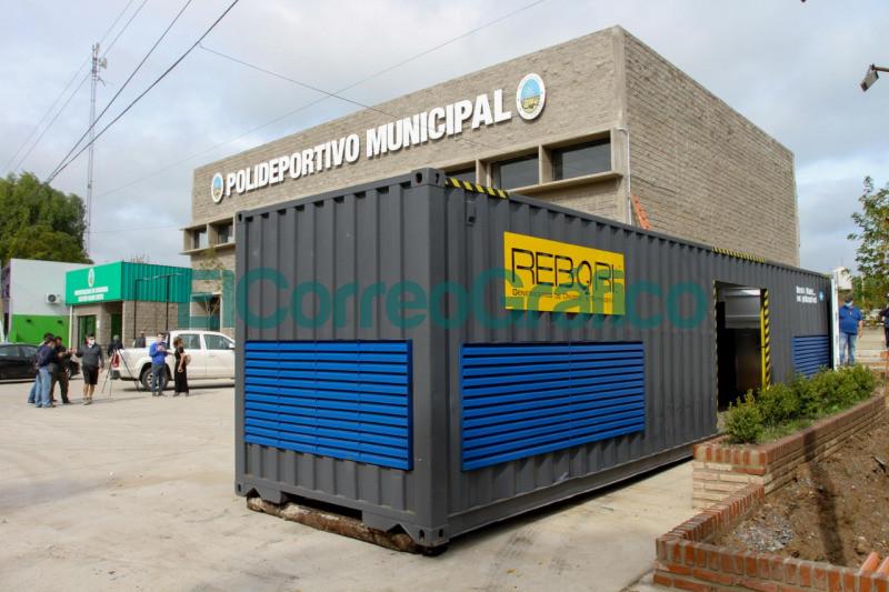 Ensenada cuenta con un generador de oxigeno ante la pandemia 1