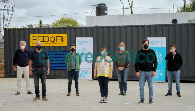 Ensenada cuenta con un generador de oxigeno ante la pandemia 5
