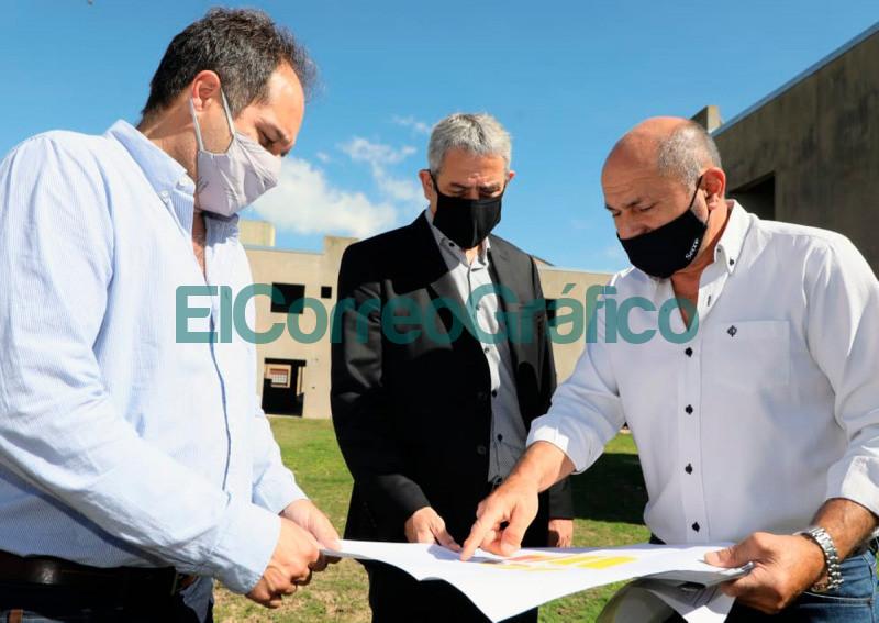 Ferraresi visito Ensenada para anunciar inversiones 1