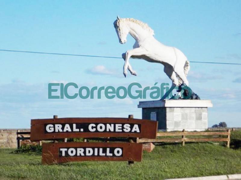 General Conesa Tordillo
