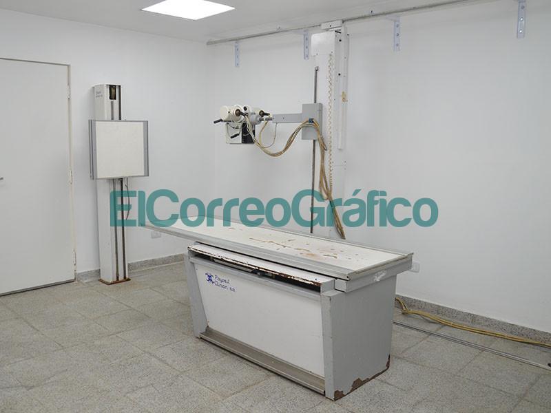 Inauguracion de las salas de radiologia y mamografia del Hospital de Berisso 2