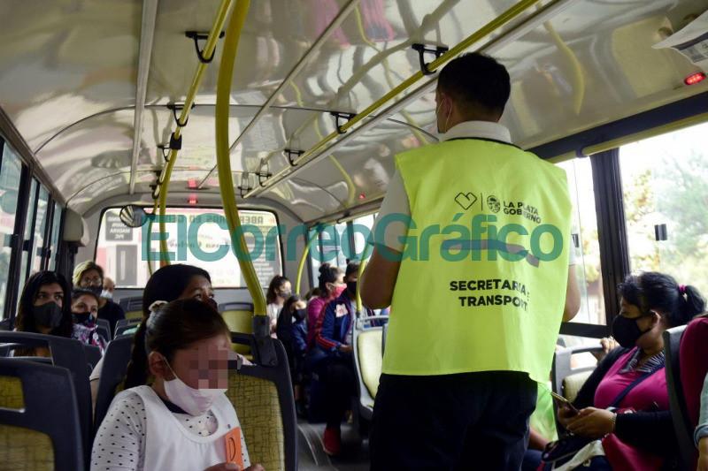 Intensifican controles preventivos Transporte Publico 3