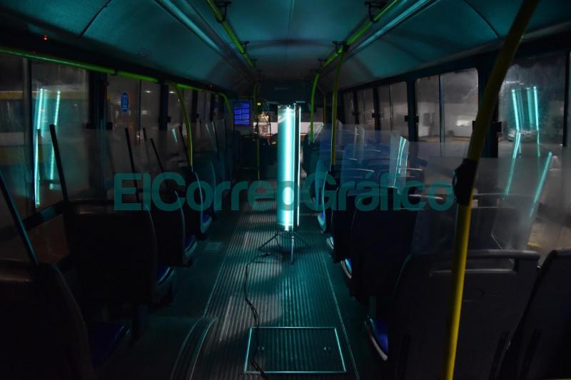 Refuerzan protocolos de prevencion en el transporte publico 2