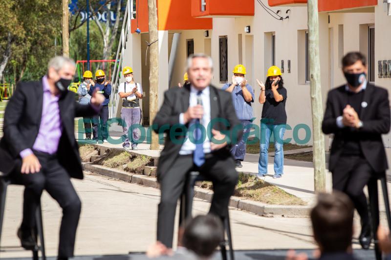 Se entregaron 48 viviendas en Avellaneda 6