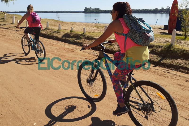 Colon en bicicleta 1