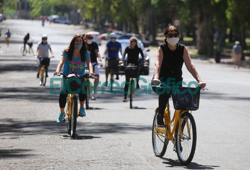 Crecio un 50 el uso de la bicicleta como medio de transporte durante la pandemia 4
