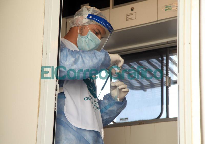 Despliegan operativo sanitario contra el coronavirus en Villa Garibaldi