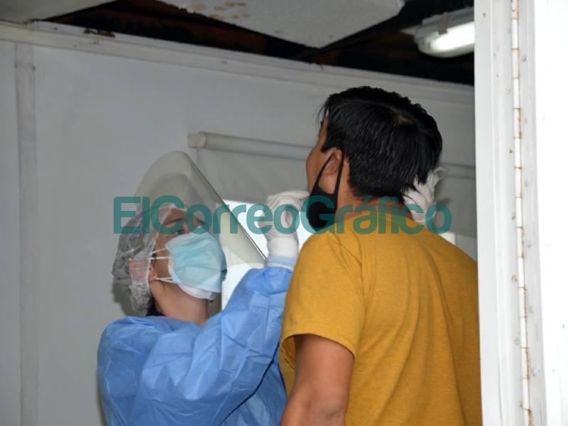 Detectar en Barrio Jose Luis Cabezas 3