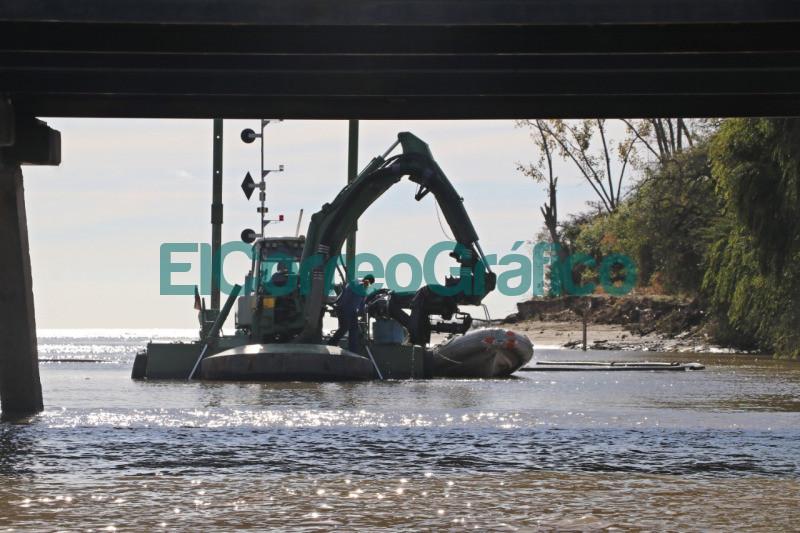 Dragado de La Canaleta del Arrollo El Gato en Ensenada �� El Correo Grafico 6