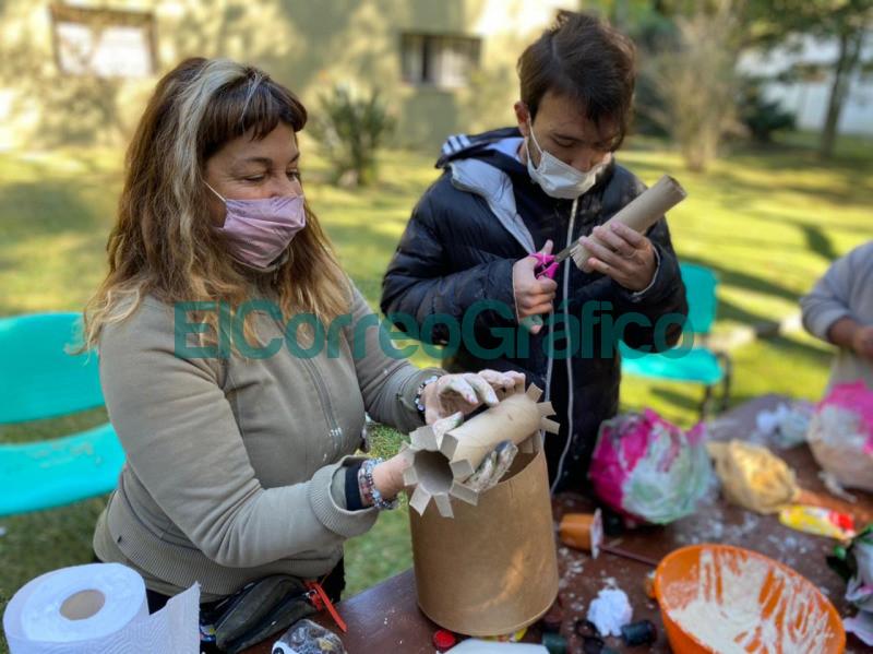 El Bioparque La Plata impulsa talleres de revinculacion para personas con discapacidades 1