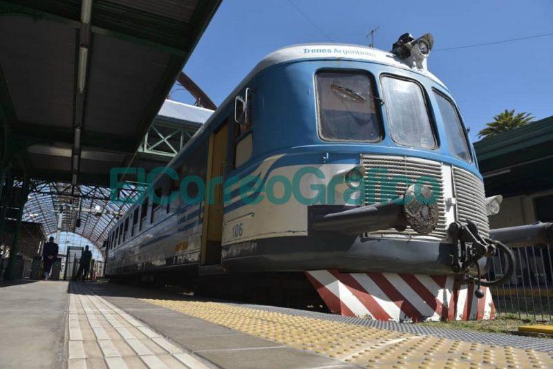 Extenderan el Tren Universitario de La Plata 1