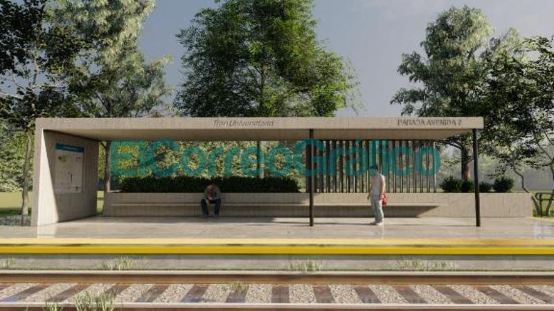 Extenderan el Tren Universitario de La Plata 3