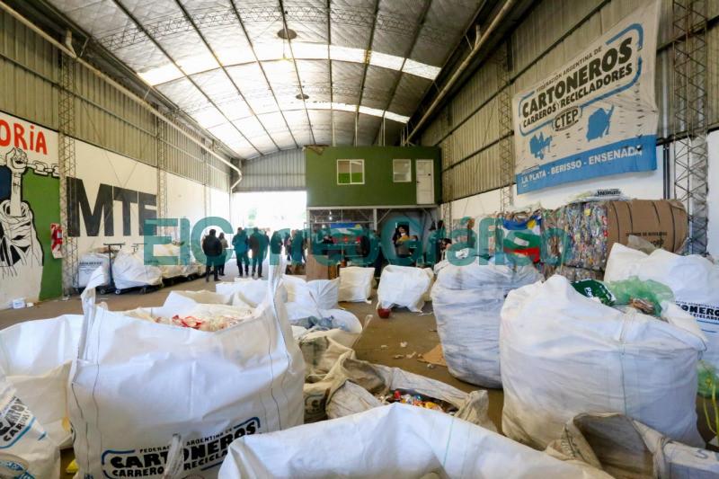 Lanzamiento del programa Argentina Recicla en Ensenada 📬 El Correo Grafico 1