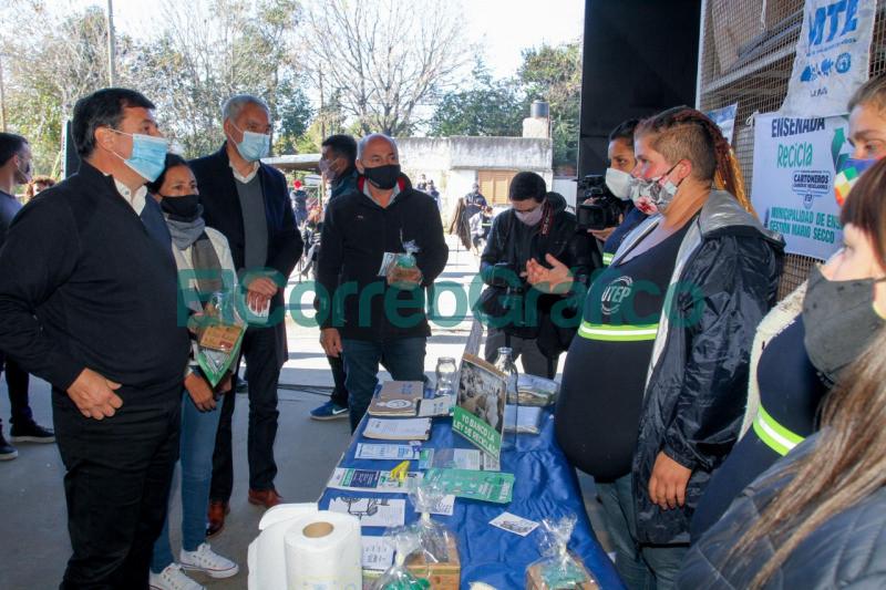 Lanzamiento del programa Argentina Recicla en Ensenada 📬 El Correo Grafico 3