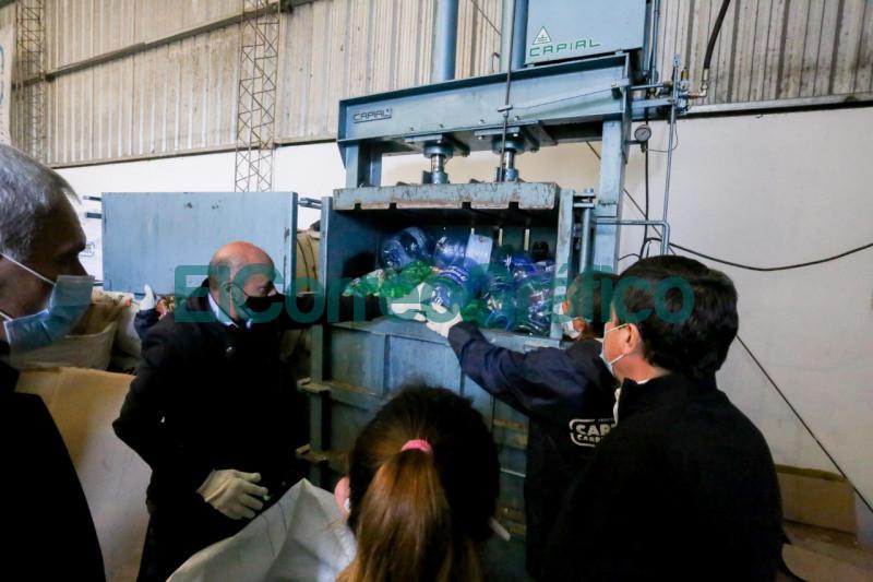 Lanzamiento del programa Argentina Recicla en Ensenada 📬 El Correo Grafico 4