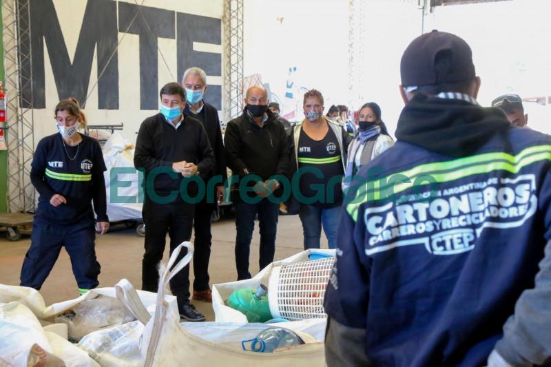 Lanzamiento del programa Argentina Recicla en Ensenada 📬 El Correo Grafico 5
