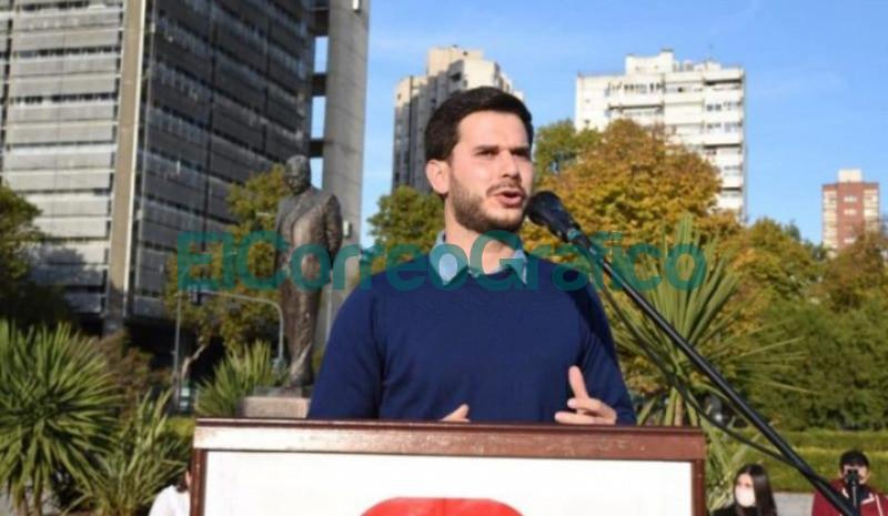 Manuel Cisneros es el nuevo presidente de la Juventud Radical bonaerense1