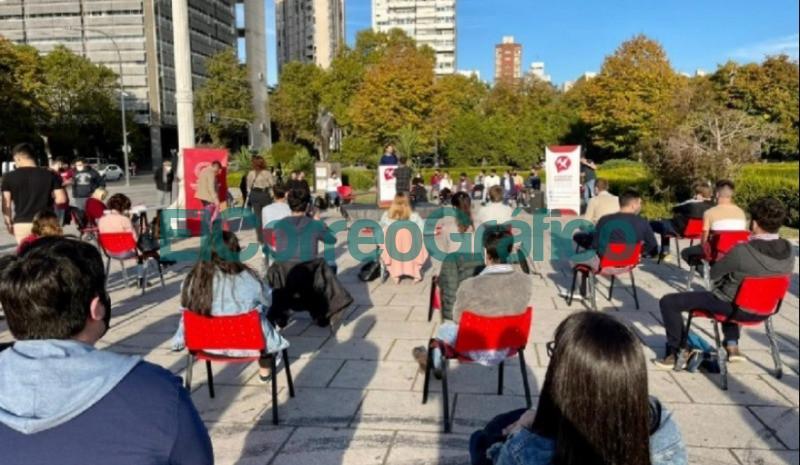 Manuel Cisneros es el nuevo presidente de la Juventud Radical bonaerense2