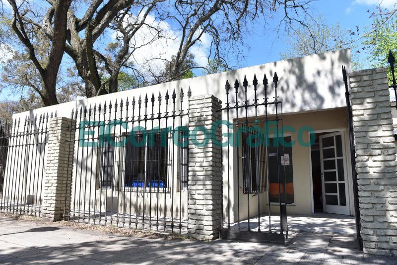 Sede de la Direccion de Zoonosis municipal 52 y 120