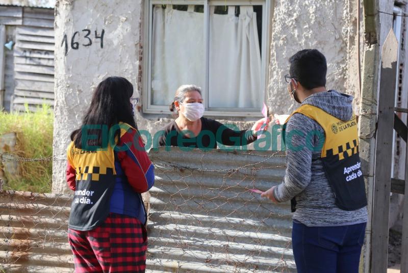 Testeos de COVID 19 a vecinos de Altos de San Lorenzo 3