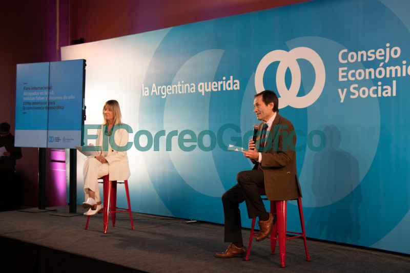 Argentina adhirio al Pacto por la Informacion y la Democracia 2