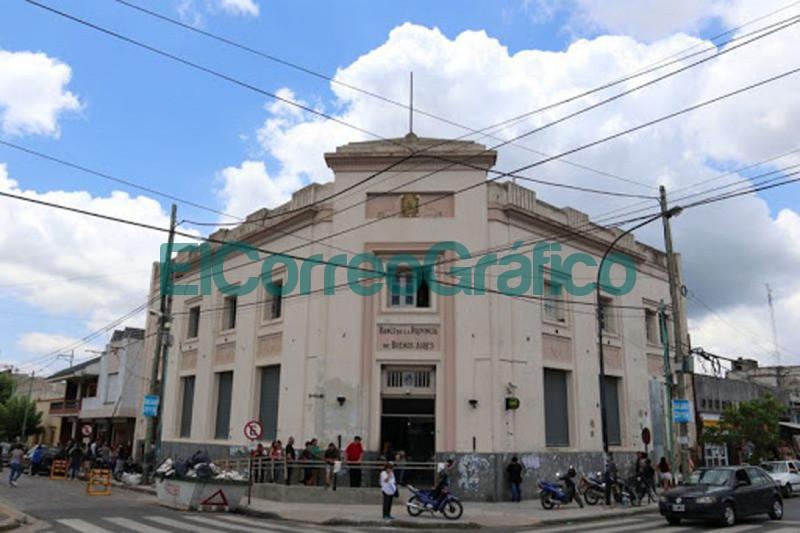 Banco Provincia Calle 4 Berisso