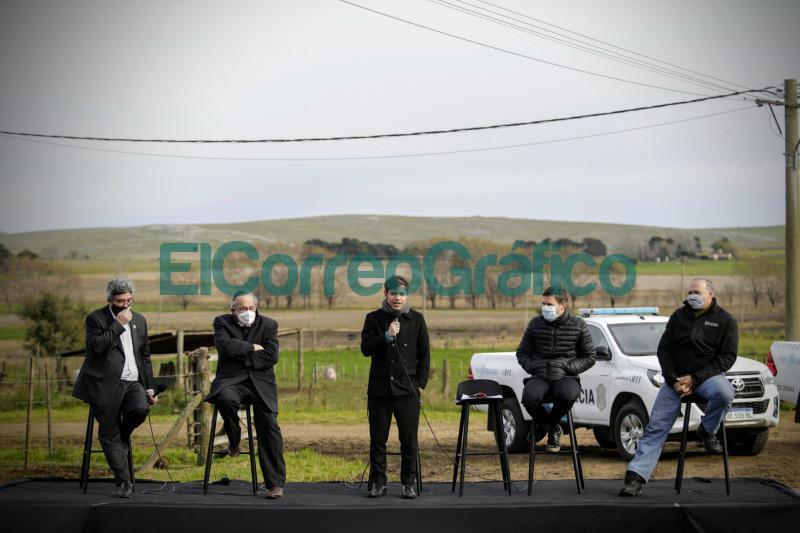 El porteno Kicillof presento su Plan Bonaerense de Desarrollo Rural 5