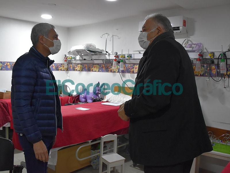 Municipalizaran la cooperativa de la Clinica Mosconi 01