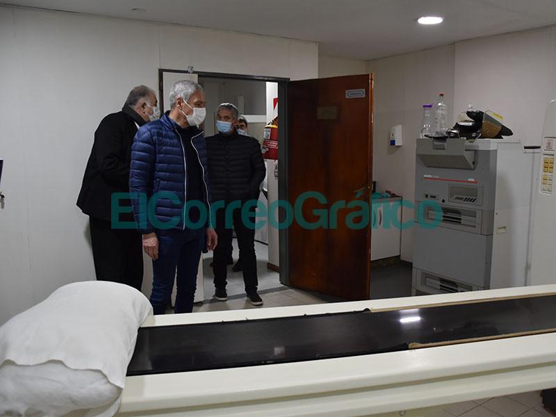 Municipalizaran la cooperativa de la Clinica Mosconi 02