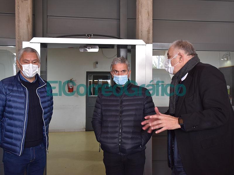 Municipalizaran la cooperativa de la Clinica Mosconi 03
