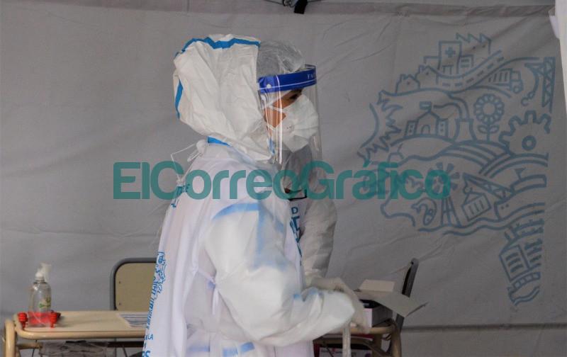 Realizan hasta 100 test de diagnostico de COVID 19 por dia en instalaciones de la Facultad de Ingenieria 3
