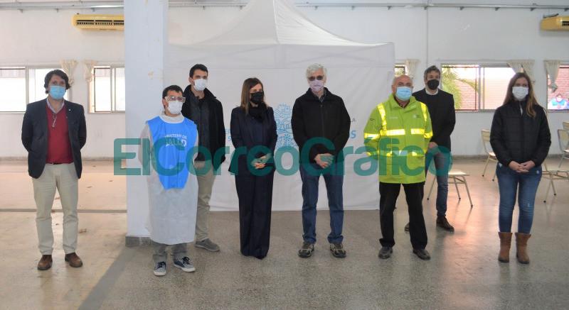 Realizan hasta 100 test de diagnostico de COVID 19 por dia en instalaciones de la Facultad de Ingenieria 4