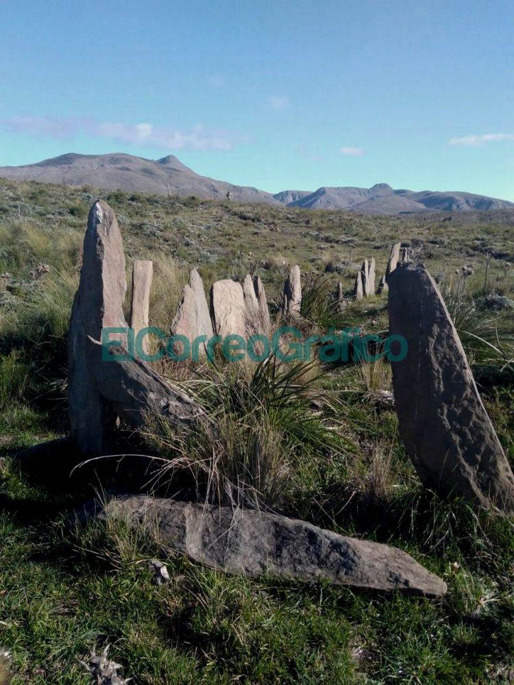 Se hallaron pinturas rupestres en la Reserva Natural Sierras Grandes 2