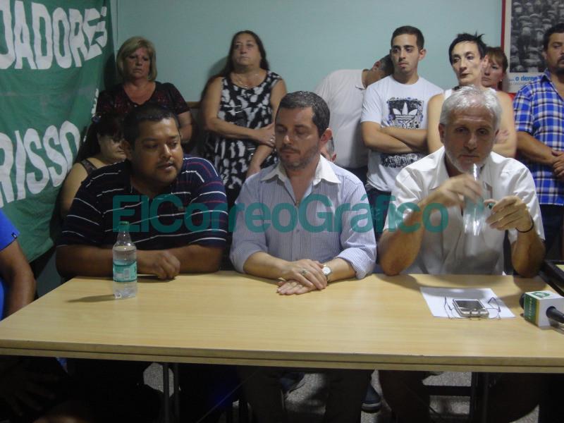 conferencia de prensa STMB32