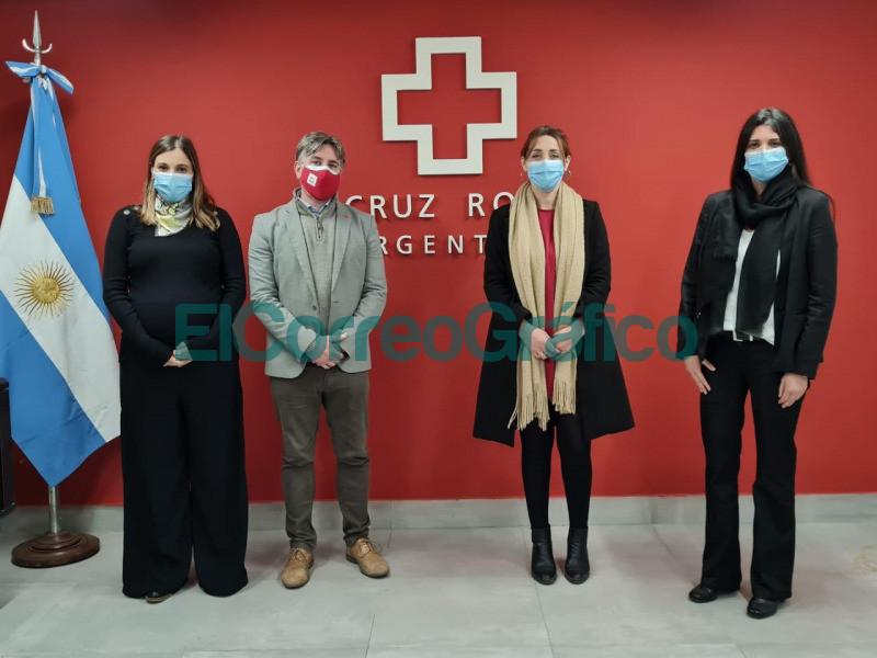 Acciones de La Plata y la Cruz Roja para la asistencia sanitaria y social 01